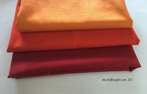 Pieceful Monday - QAL fabrics - piecefulthoughts.com (c) 2017