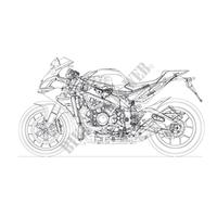 2009 RSV 1000 APRILIA MOTORCYCLES Aprilia moto # APRILIA