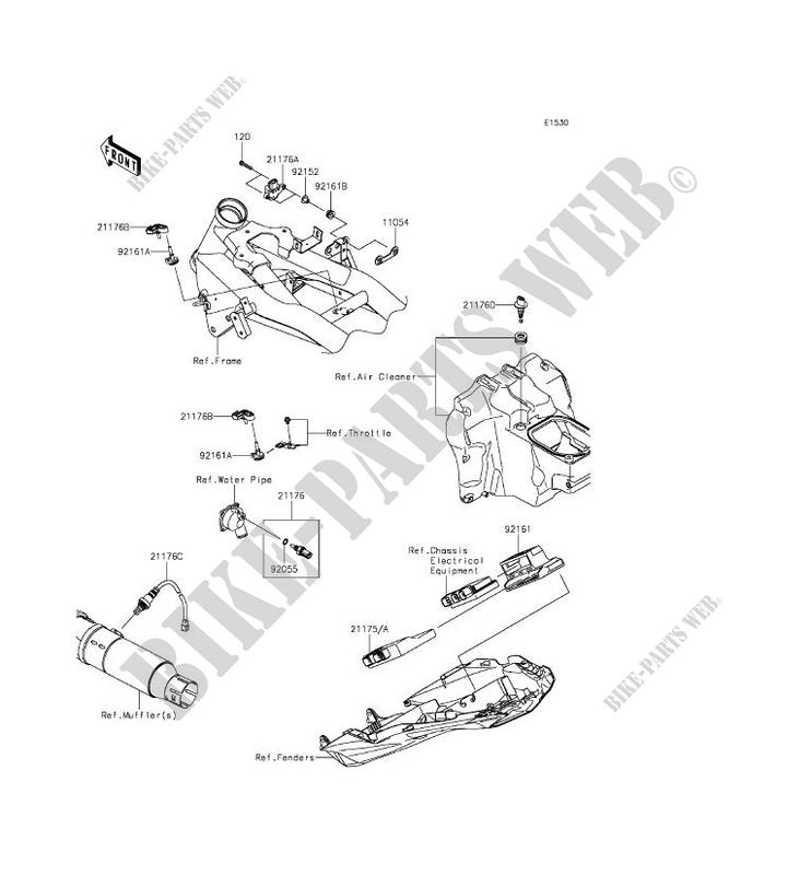 Pantera Wiring Diagram Headlight Bucket Pantera Ford