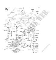 CARBURATEUR JS650 B3 JET SKI 650SX 1993 650 JET SKI