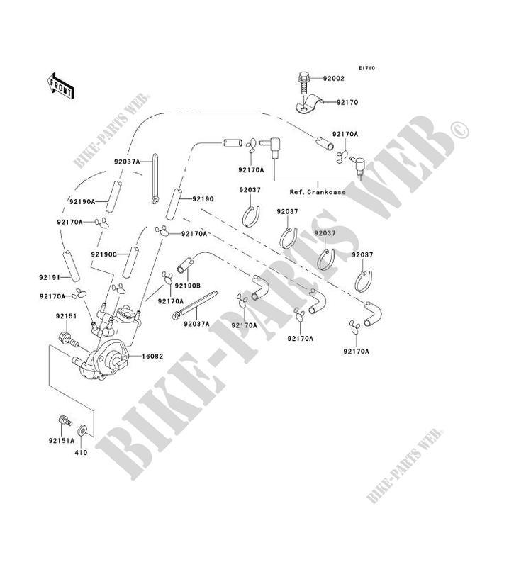 POMPE A HUILE pour Kawasaki JET SKI 1200 STX-R 2002