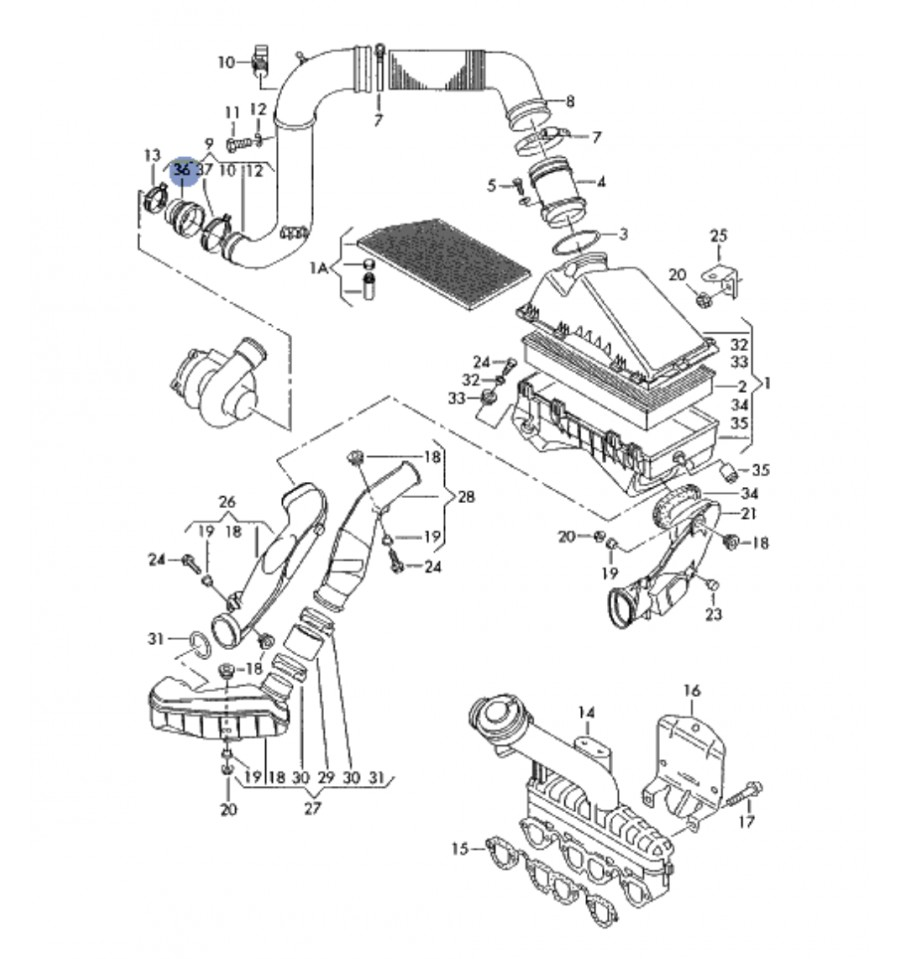 Pat Tdi Engine Diagram Zetec Engine Diagram Wiring Diagram
