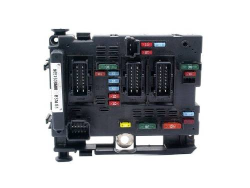 small resolution of fuse box module bsm peugeot 206 1 4 1 6 2 0 hdi sale auto spare part on pieces okaz com