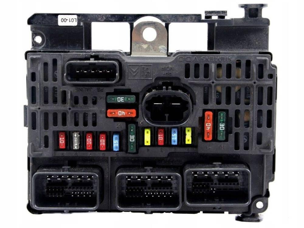 medium resolution of peugeot 407 fuse box