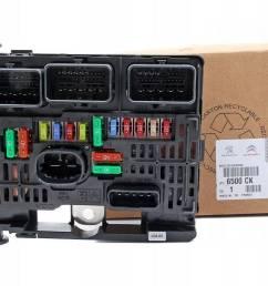 fuse box module bsm peugeot 307 sale auto spare part on pieces okaz com [ 1024 x 768 Pixel ]