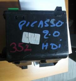 fuse box module bsi citroen picasso 2 0 hdi 9628024480 02 11559 04 sale auto spare part on pieces okaz com [ 2048 x 1536 Pixel ]
