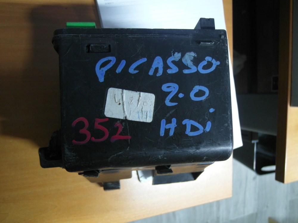 medium resolution of fuse box module bsi citroen picasso 2 0 hdi 9628024480 02 11559 04 sale auto spare part on pieces okaz com