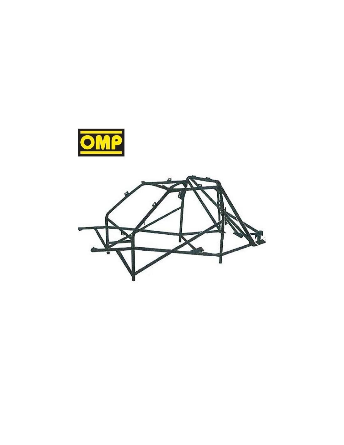 Arceau De Securite Structure Multipoints Homologue Ons Omp