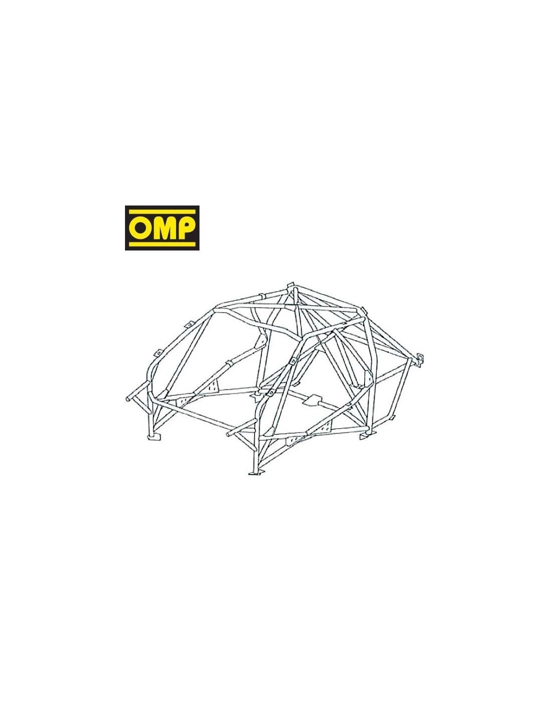 Arceau Structure multipoints Homologué ONS OMP Mitsubishi