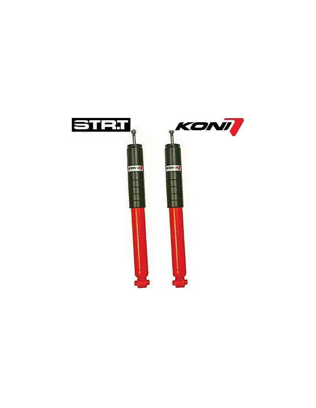 2 Amortisseurs Arrière KONI STR.T pour Mazda MX-5