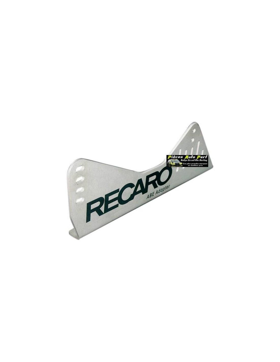 Fixations Latrales En Aluminium Pour Sige Baquet RECARO
