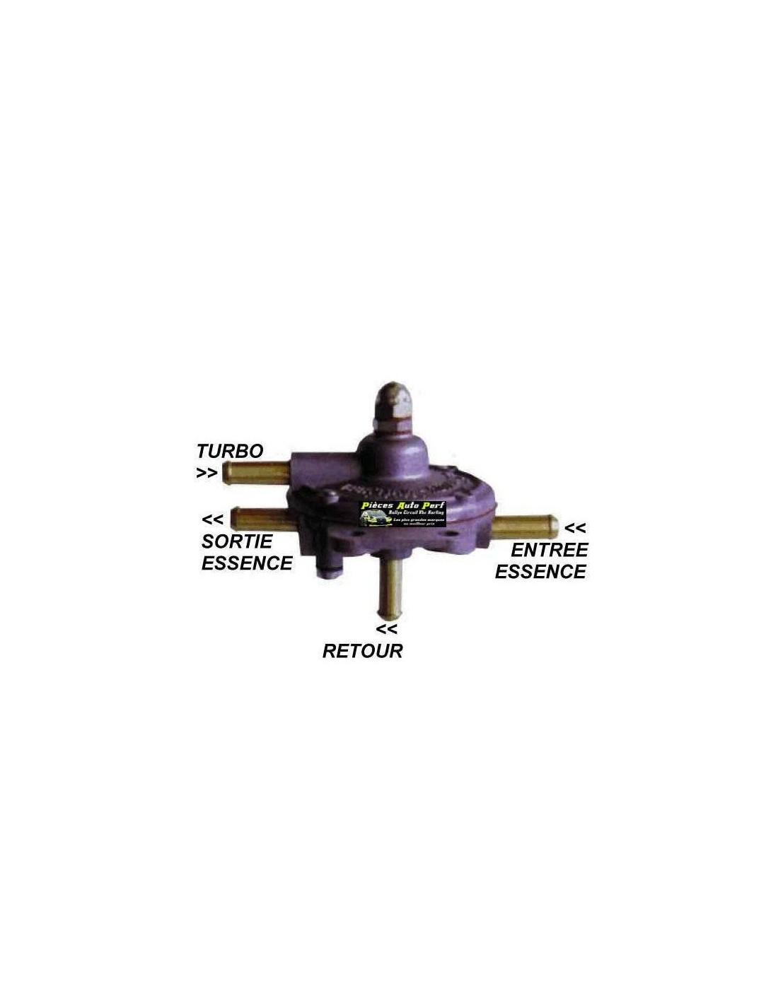 Regulateur De Pression D Essence Pour Moteur Turbo A