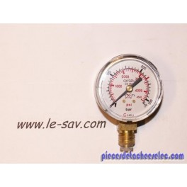 Manometre Oxygene 300 Bar Soudage Campingaz Pieces Detachees Elec