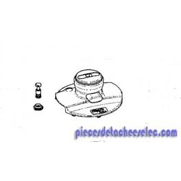 Boitier de commande marron/gris pour cocotte clipso easy 4