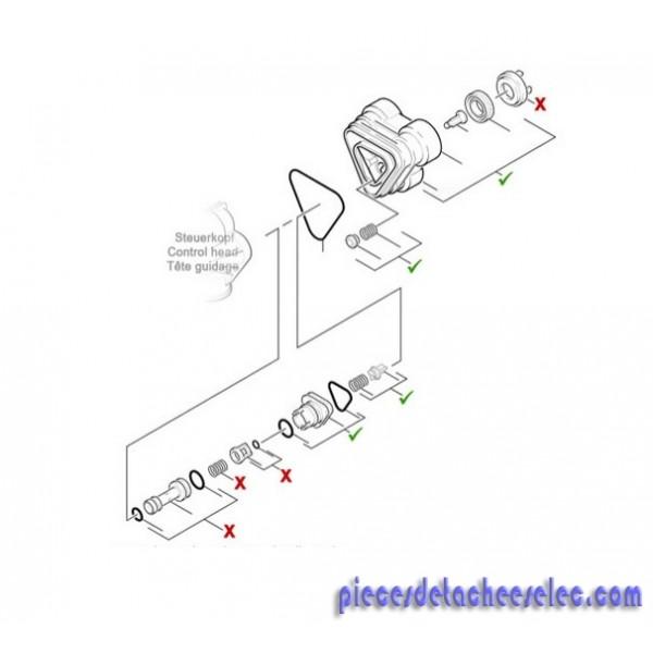 Karcher Pieces Detachees. karcher control head spare parts