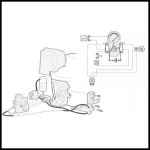 Schémas de branchement du compresseur Embraco Aspera SM00