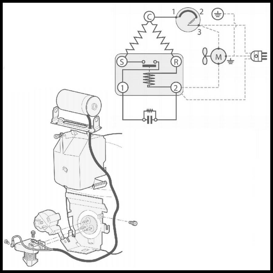 ge refrigerator wiring diagram marine dual battery switch summit schematic database pressor best library diagrams
