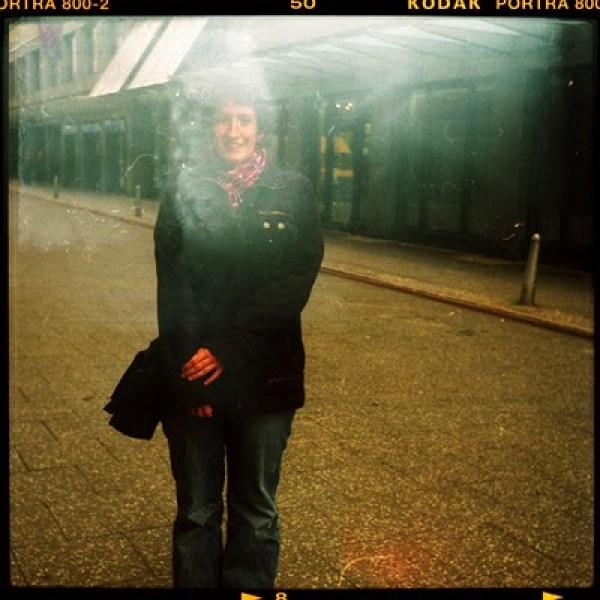 portrait, nadja, krankenpflegerIn, hellersdorf, berlin, 22 - Pieces of Berlin - Book and Blog