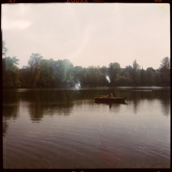 weißensee, relax, fishing, c-print, berlin - Pieces of Berlin - Collection - Blog