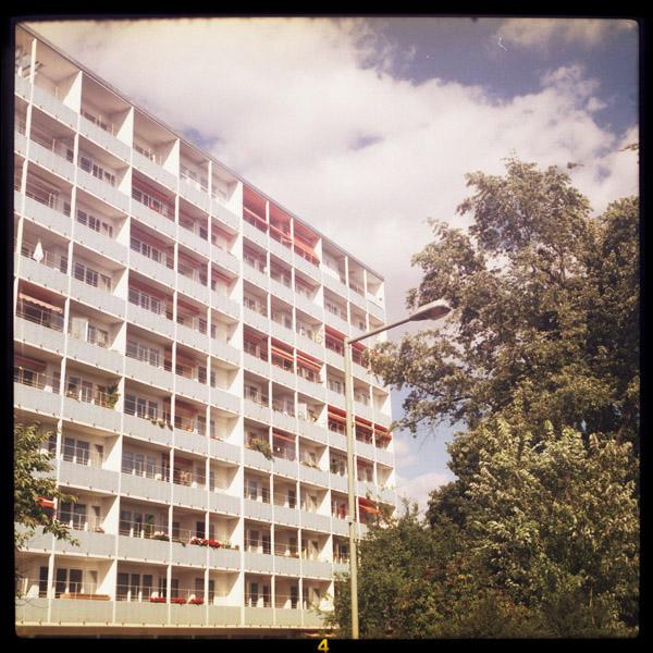 sightseeing, hansaviertel, cprint, berlin - Pieces of Berlin - Collection - Blog
