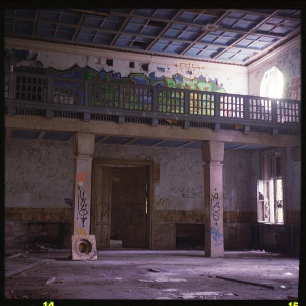 krampnitz, dead places - Pieces of Berlin - Collection - Blog