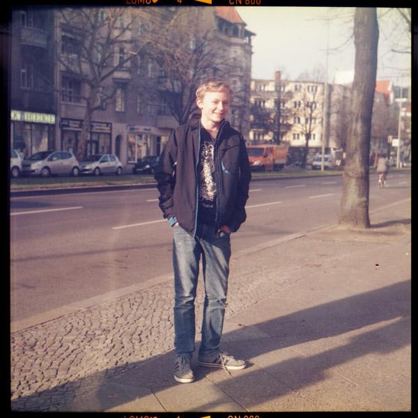 schülerIn, lennart, friedenau, 12 - Pieces of Berlin - Collection - Blog