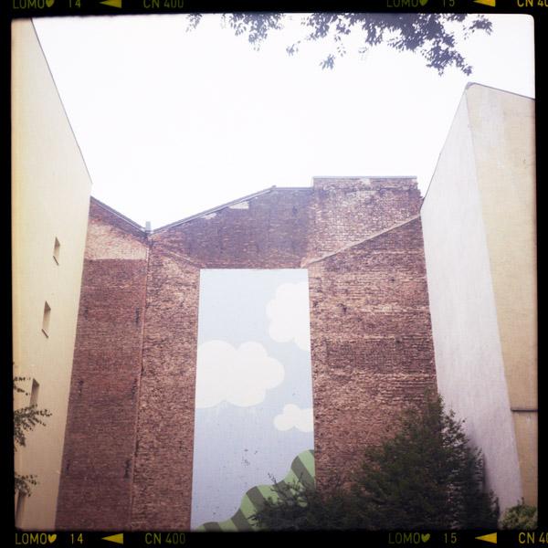 kreuzberg, firewall, bergmannkiez - Pieces of Berlin - Collection - Blog