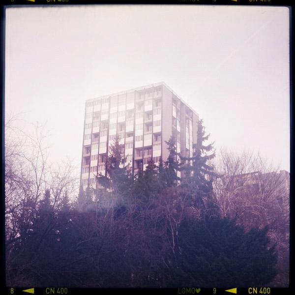 sightseeing, platte, hansaviertel - Pieces of Berlin - Collection - Blog