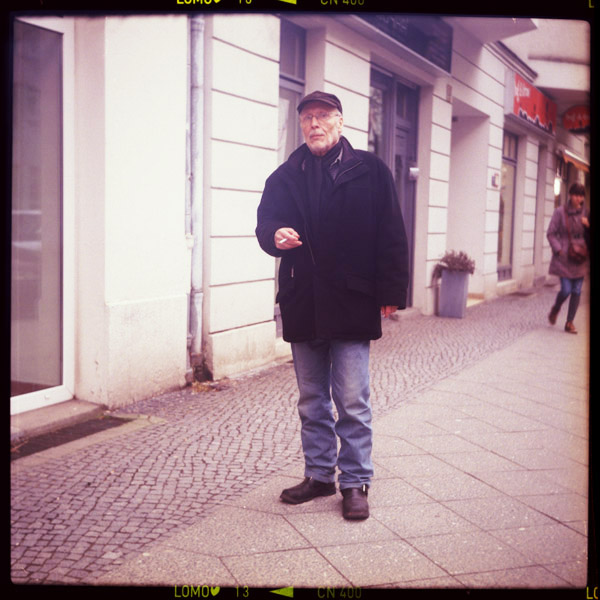 taxifahrerIn, rentnerIn, jürgen, bürgermeister, alt-moabit, 78 - Pieces of Berlin - Collection - Blog
