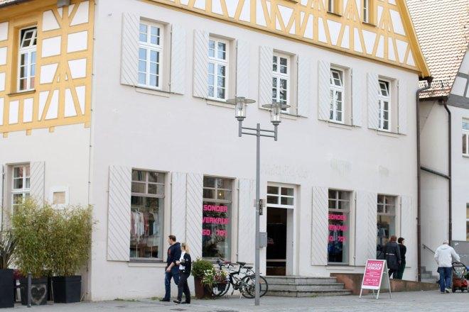 Sonderverkauf Hüttlinger Schwabach