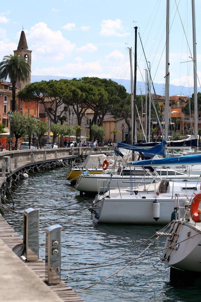 Hafen Toscolano di Maderno