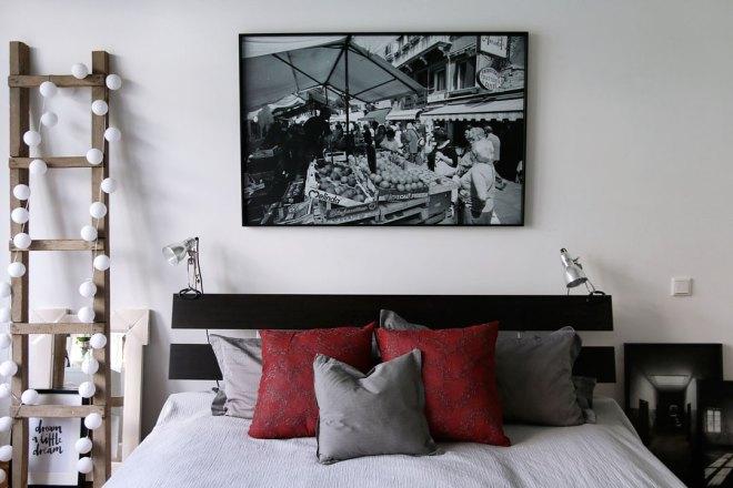 Loft Living Schlafzimmer