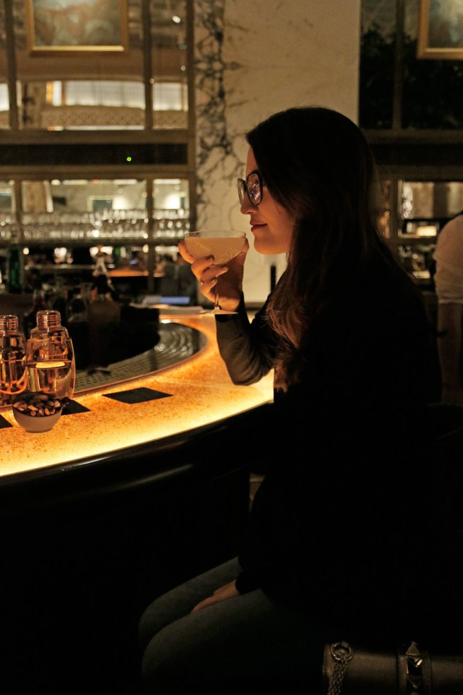 Meine 5 Highlights in Wien - The Bank Bar Park Hyatt