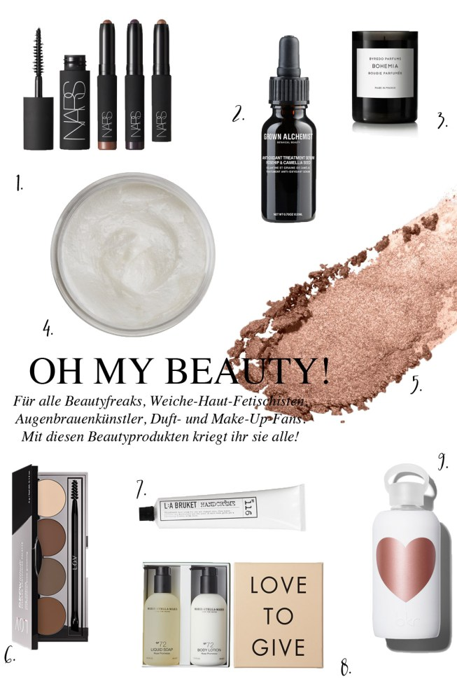 Geschenke Guide Beauty Edition