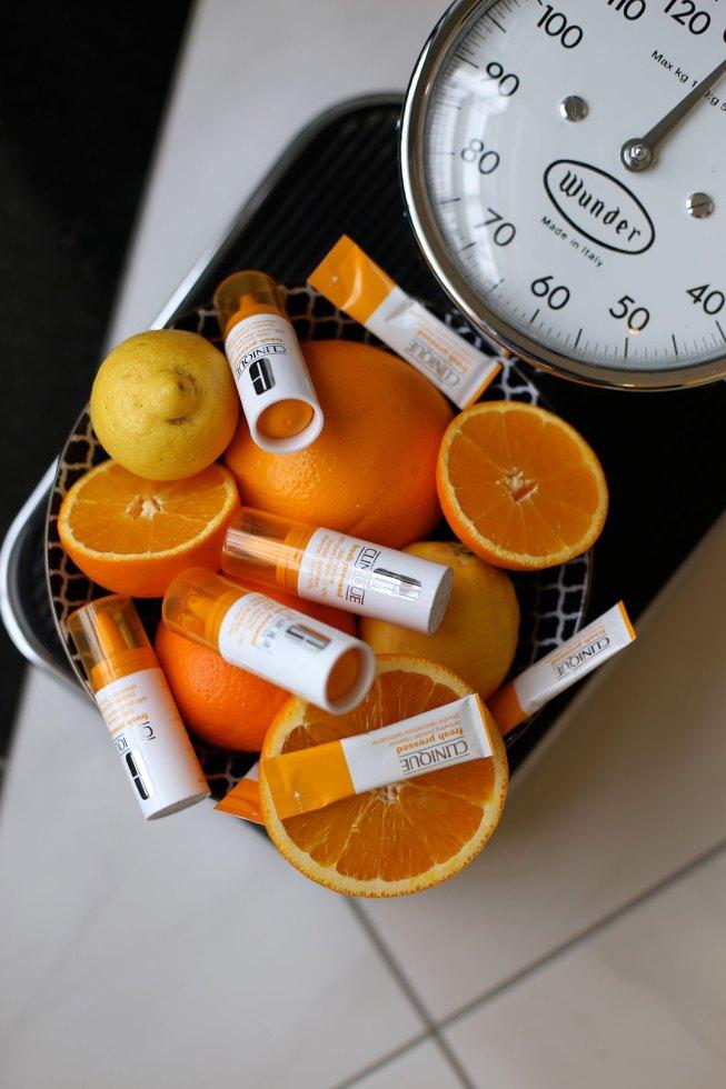Der morgendliche Vitamin-Kick für die Haut