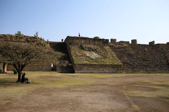Mexiko Highlight - Die Maya Ruinen Monte Albán und Palenque
