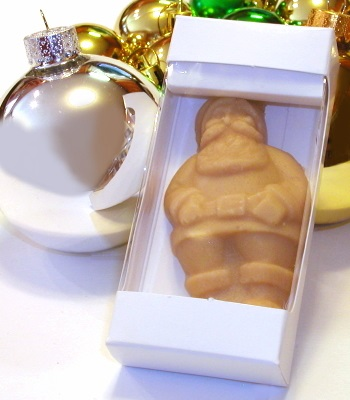 Merry Christmas 19 Oz Santa Pure Vermont Maple Candy