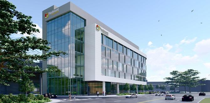 Piedmont Medical Athens Center Regional