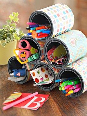 Creative Ways to Reuse Office Supplies  Piedmont Office