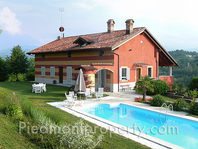 Villa storica in vendita in Piemonte Mondovi 6633