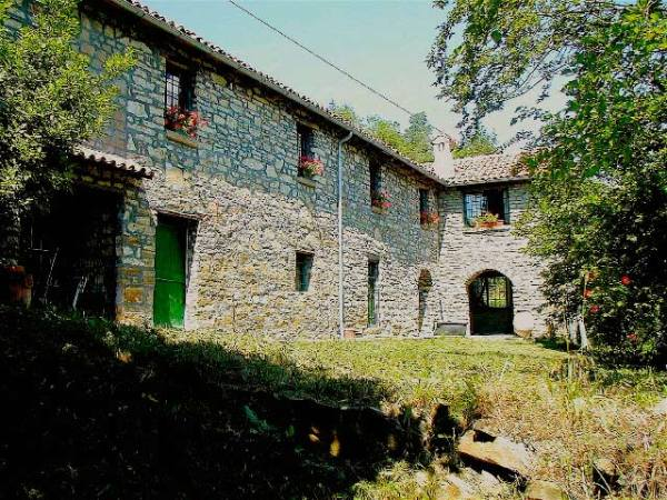 Character Stone House for sale in Piemonte Prunetto 6839