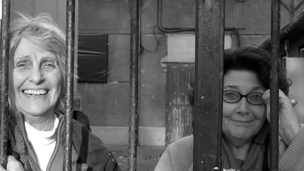 Beatriz Ferreyra et Christine Groult