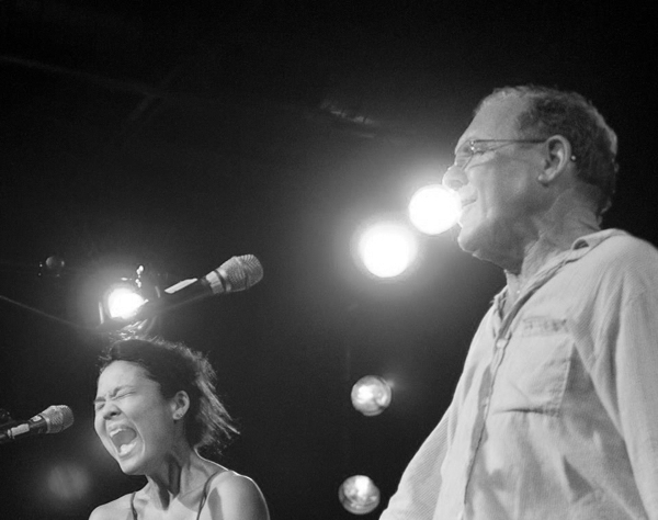 Audrey Chen + Phil Minton
