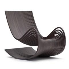 Composite Rocking Chairs Rattan Papasan Chair Frame Piegatto Vic