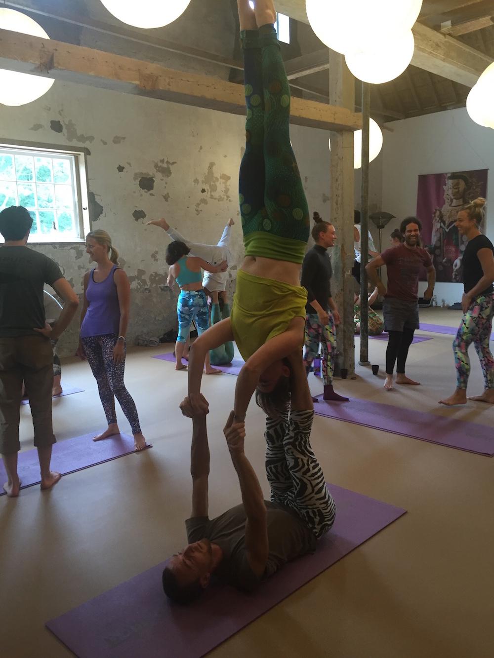 star acro weekend zeeland piek studio zutphen