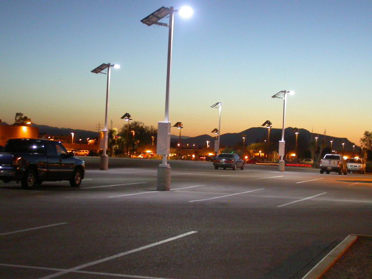 Besides Solar Led Parking Lot Lights On Parking Lot Lighting Wiring