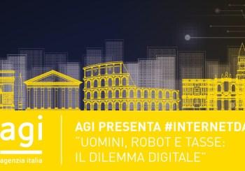 Internet day a Roma il 28 aprile: uomini, robot e tasse