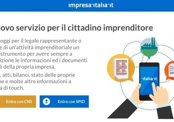 E' natoimpresa.italia.it lapiattaforma online nata per essere ilcassetto digitale dell'imprenditore