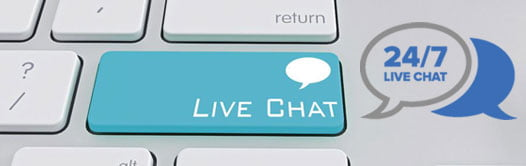 Outsource-live chat support services