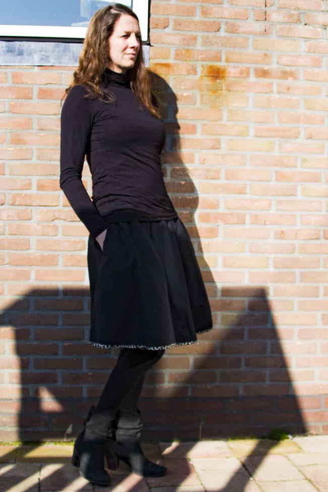 Dyyni Ladies Skirt Pattern - Pattern by Pienkel, available at www.pienkel.com 17